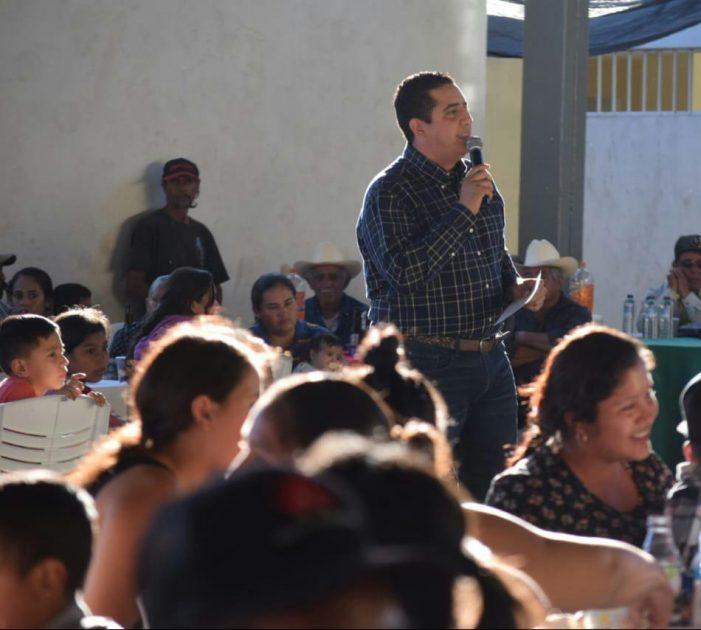 PRI luchará por mejor presupuesto para el agro: Jesús Valdés