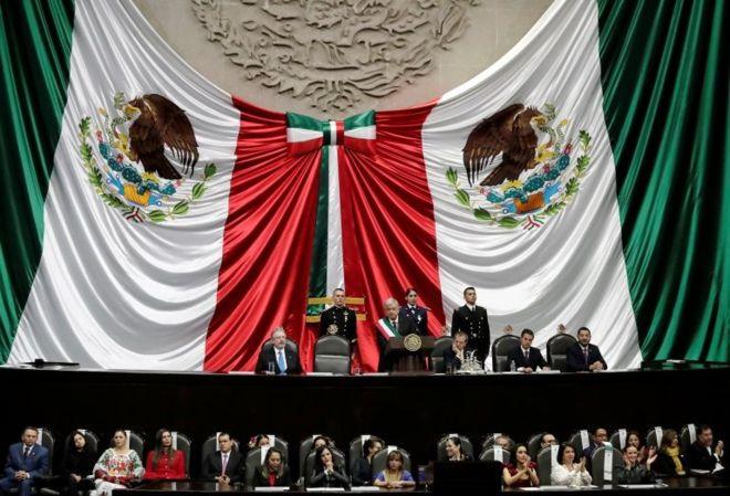 Plan del nuevo gobierno es acabar con la corrupción y la impunidad
