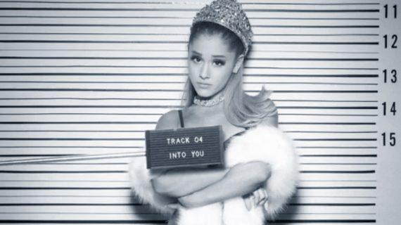 Ariana Grande la más escuchada en Spotify