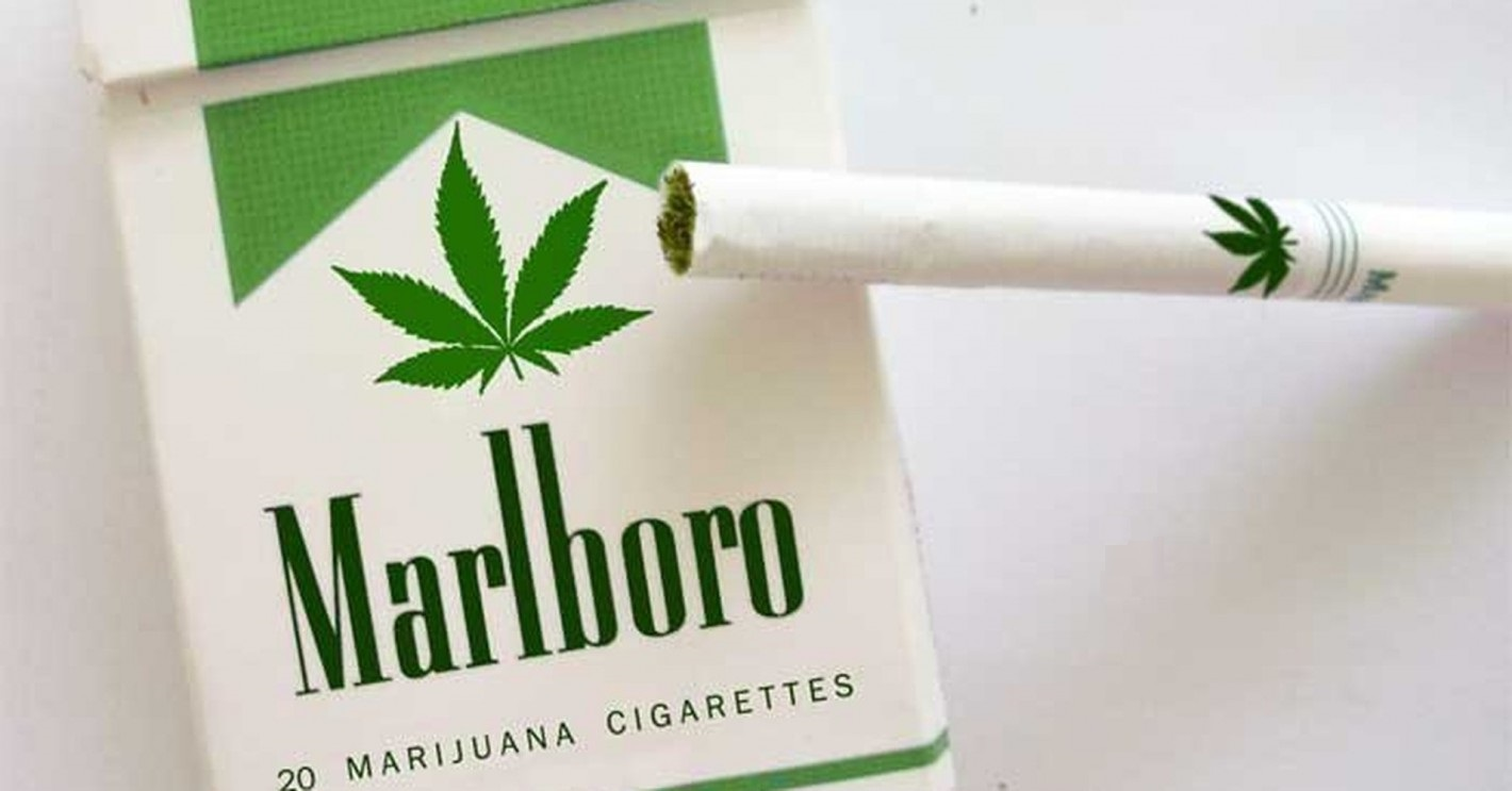Marlboro entra en el mercado del cannabis