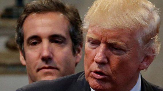 """El abogado que """"pagó por el silencio de dos mujeres"""" que aseguraron haber tenido sexo con Donald Trump"""