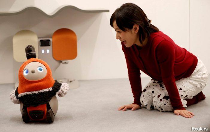 Lovot, el robot creado para combatir la soledad