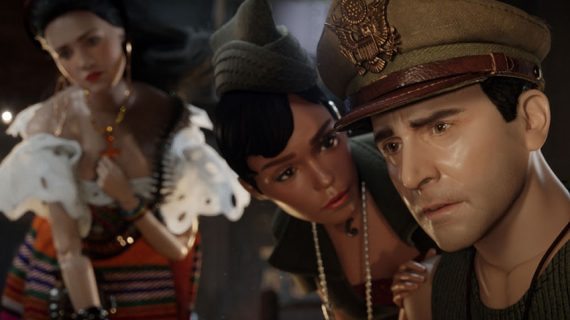 Trailer: Welcome to Marwen con Steve Carell y Eiza González