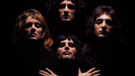 Bohemian Rhapsody de Queen, es la canción más escuchada