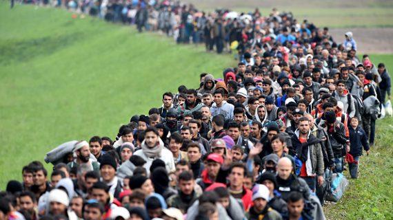 Desde hoy EUA planea enviar a México a solicitantes de asilo