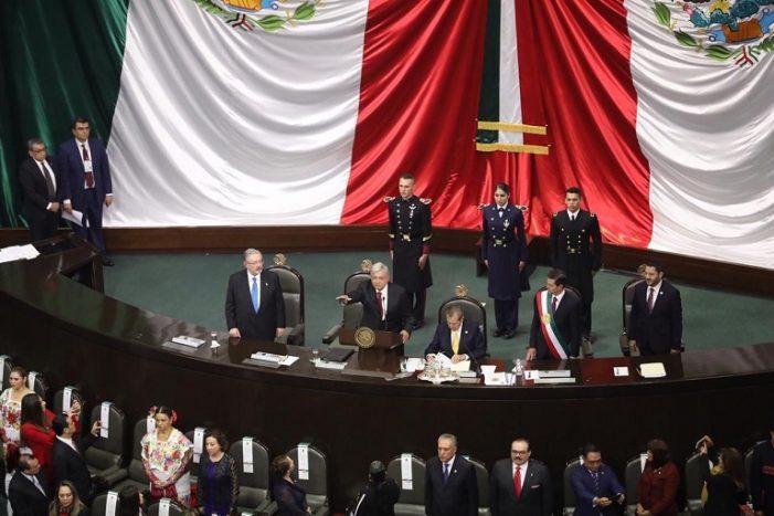 Desea éxito Quirino Ordaz al nuevo presidente Andrés Manuel López Obrador