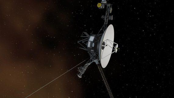 40 años de viaje y cruzan el espacio interestelar