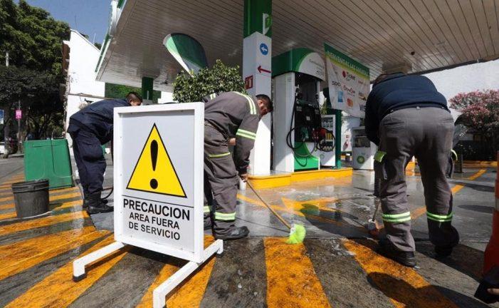 Desabasto de gasolina llega a la CDMX