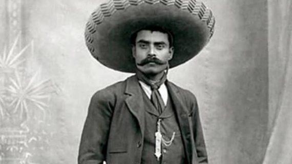 Gobierno de México dedicará este año a Emiliano Zapata