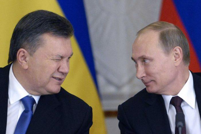 El expresidente de Ucrania, Víktor Yanukóvich, es condenado a 13 años de prisión por alta traición