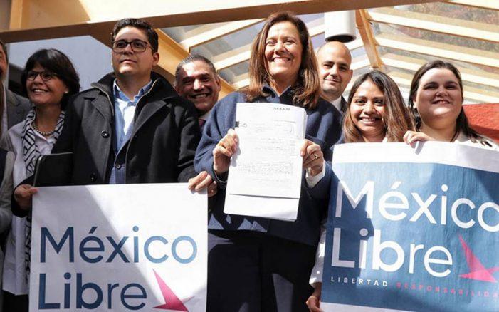 Los Calderón Zavala registran su partido México Libre