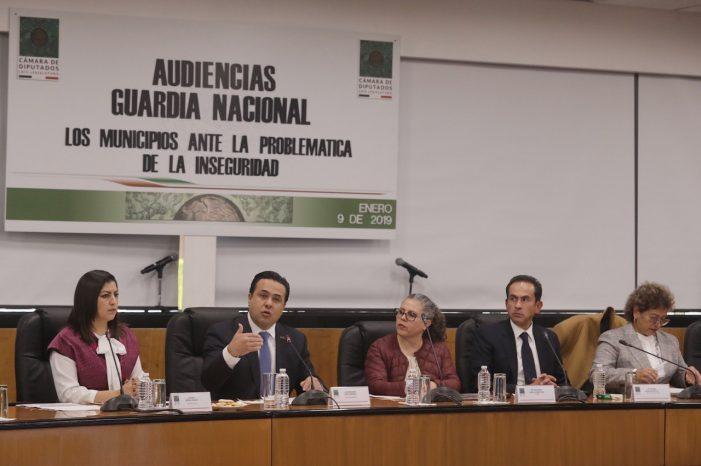 Guardia Nacional no es un modelo de seguridad pública: Luis Nava