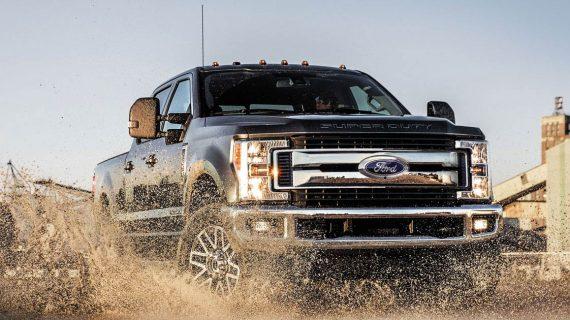 Ford tendrá pickup eléctrica