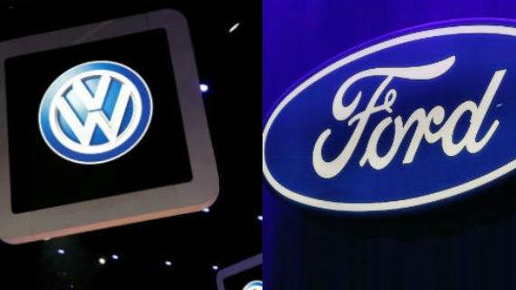 Ford y Volkswagen se unen para desarrollar autos eléctricos