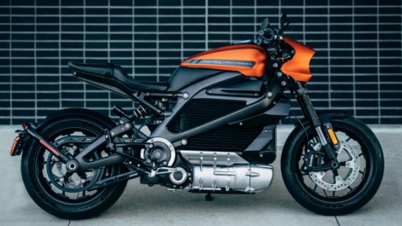 La moto eléctrica que Harley Davidson presenta en CES 2019