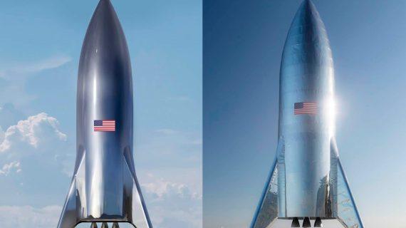 Conoce la nave de SpaceX que planea llegar a Marte