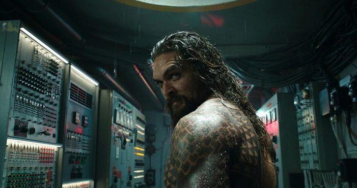 Lo que 'Aquaman' hizo no tiene nombre