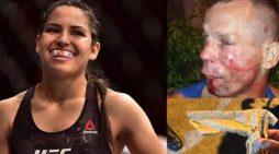 """Trató de asaltar a luchadora de la UFC y """"le fue como en feria"""""""