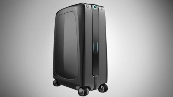 CES 2019, la nueva maleta inteligente