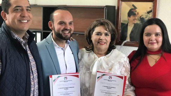 Asume nueva dirigencia interina del CM del PRI en Guasave