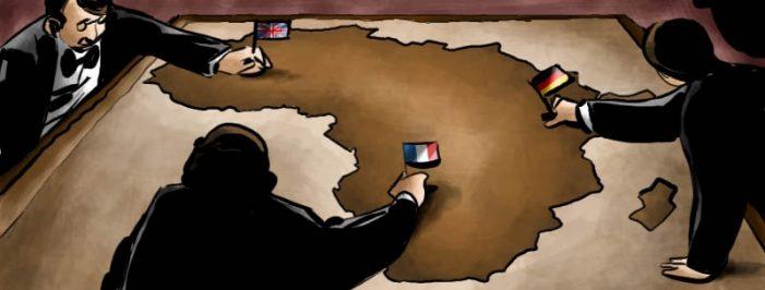 """""""Francia es responsable de la pobreza en África"""""""