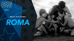 Cuarón con Roma arrasa en los Critics Choice Awards