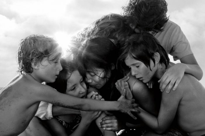 """""""Roma"""" una película de 10 (nominaciones al Oscar)"""