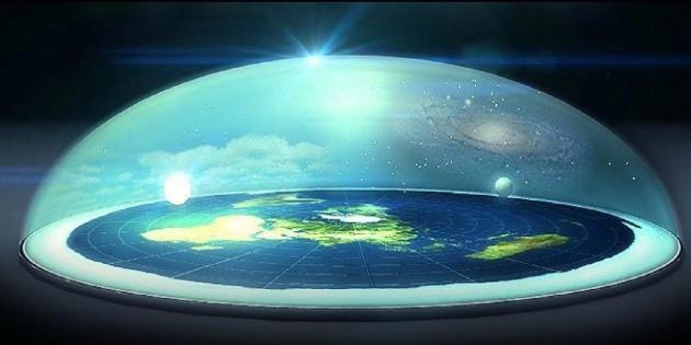 Los terraplanistas iran en crucero al borde de la Tierra