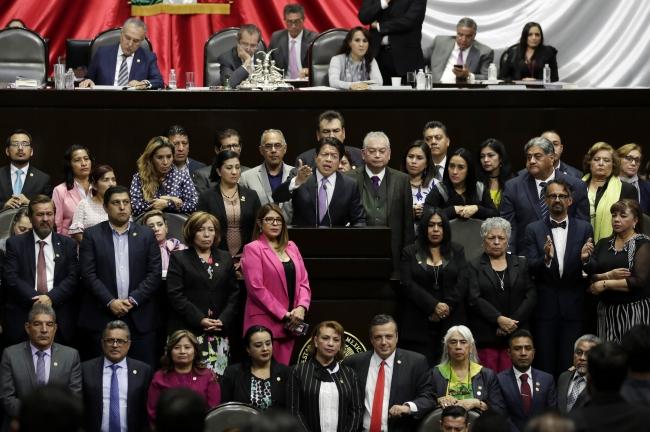 Cámara de Diputados avala sin cambios creación de Guardia Nacional