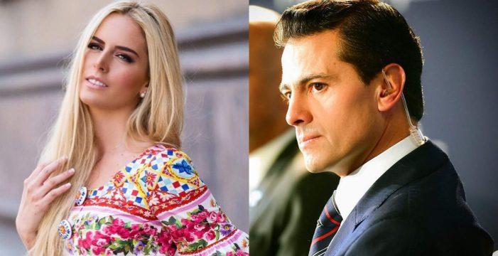 La modelo Tania Ruiz habla de su relación con Peña Nieto