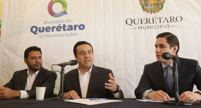 Municipio de Querétaro, con finanzas sanas a nivel nacional