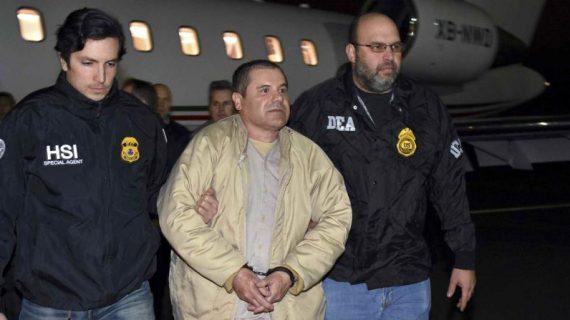 Última hora| Declaran culpable de narcotráfico al Chapo Guzmán