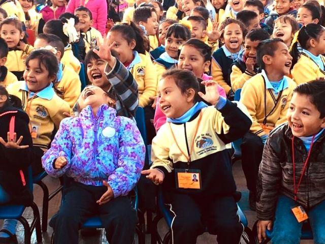 Concluye horario de invierno en planteles de educación básica en Querétaro