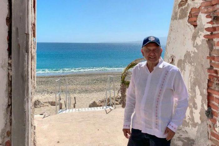 Anuncia AMLO cierre de las Islas Marías y crea centro de culturas y artes