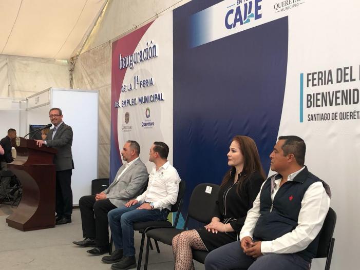 Hay Feria del Empleo en municipio de Querétaro