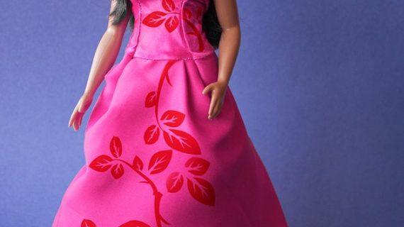 Ya salió la Barbie de Yalitza