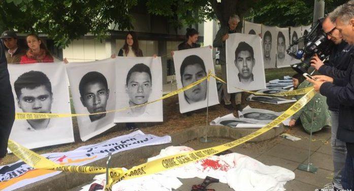 Condenan a empresa alemana por exportar ilegalmente miles de rifles a México (algunos vinculados al caso Ayotzinapa)