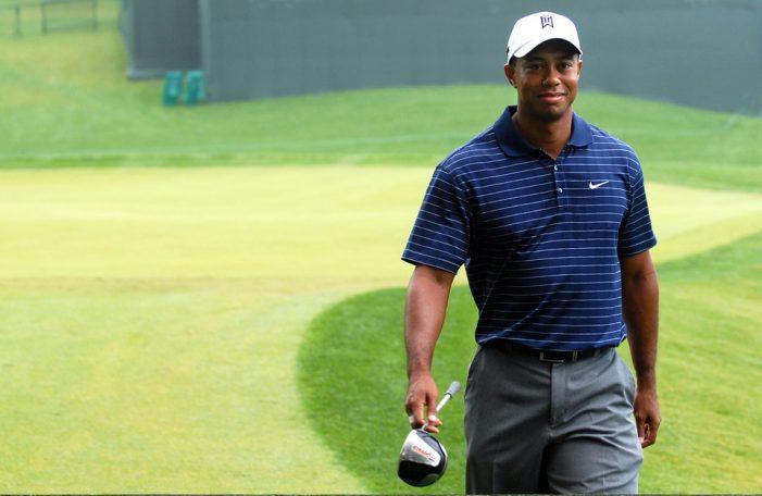Tiger Woods vendrá a México