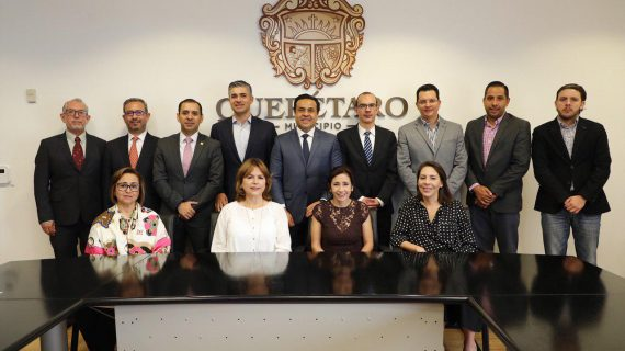 Inicia Municipio de Querétaro el camino hacia un Gobierno Digital: Luis Nava