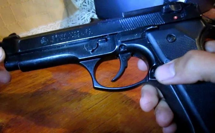 Mexicanos tendrán derecho a tener armas en su domicilio para legítima defensa