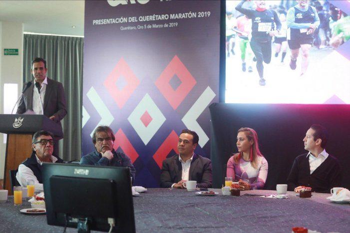 Municipio se suma al Querétaro Maratón