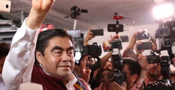 Miguel Barbosa será candidato de Morena al gobierno de Puebla por segunda ocasión