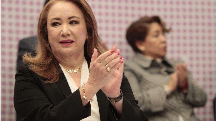 Así la 4T, Yasmín Esquivel, esposa de Riobóo (amigo de AMLO), es la nueva Ministra de la SCJN