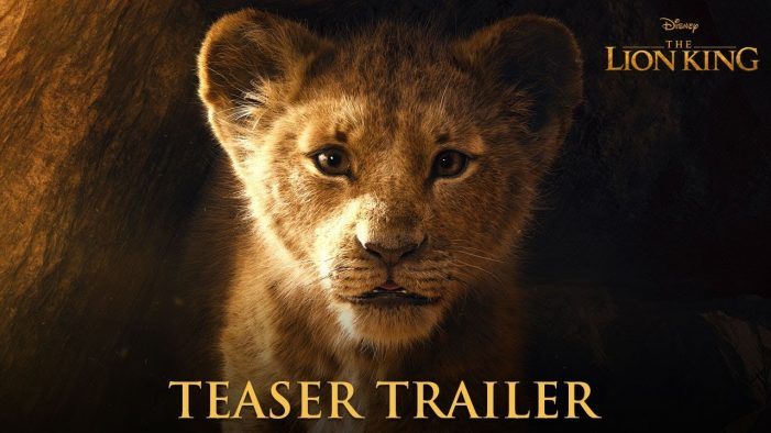 The Lion King (EL Rey León) trailer oficial # 2