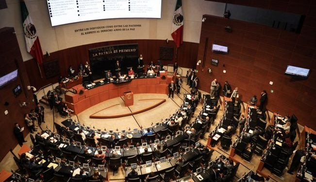 Senado mexicano ratifica el T-Mec