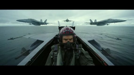 "Trailer de ""Top Gun"" con el que Tom Cruise regresa en el 2020"