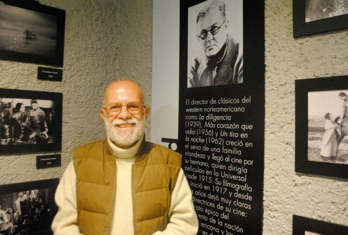 Murió el cineasta Jaime Humberto Hermosillo