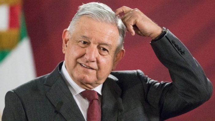 No habrá crecimiento económico, pero el mexicano tiene bienestar: AMLO