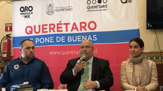 Reportan saldo blanco durante Querétaro se Ilumina