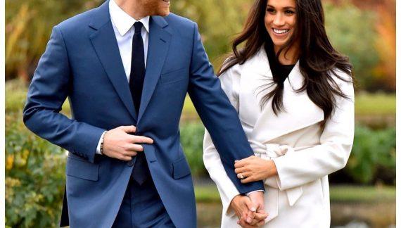 El príncipe Enrique de Inglaterra y Meghan Markle se independizan de la familia real